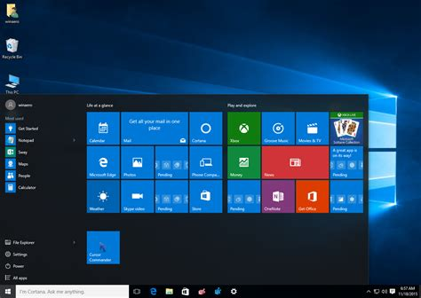 More From 10 by Tip Enable More Tiles In Windows 10 Start Menu