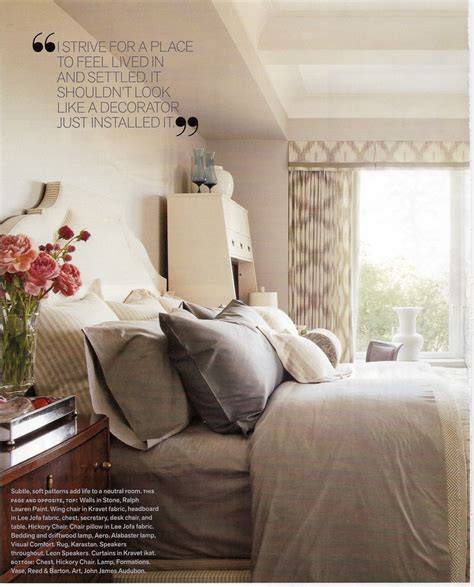 Bedroom Magazine | veranda magazine master bedroom decor and ideas