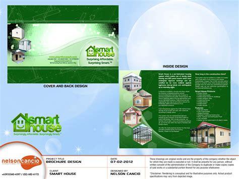 Brochure Designs Smart Home Designs