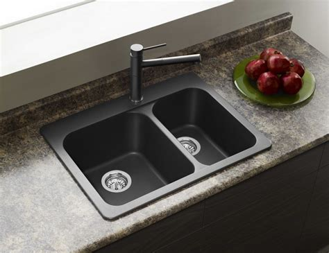 black sinks for kitchen top 15 black kitchen sink designs mostbeautifulthings