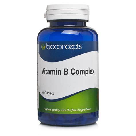 Vitamin B Complex vitamin b complex tablets ebay