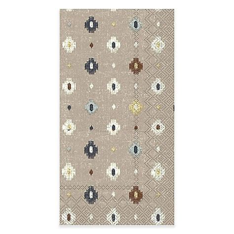 bathroom lining paper andes linen 16 count paper guest towels bed bath beyond