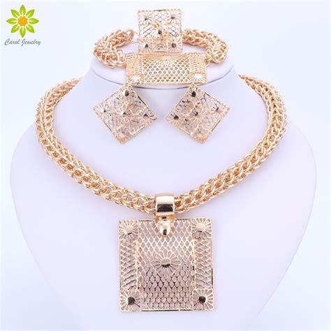 landau jewelry costume jewelry bridal jewelry fashion jewelry sets big square pendant necklace earrings