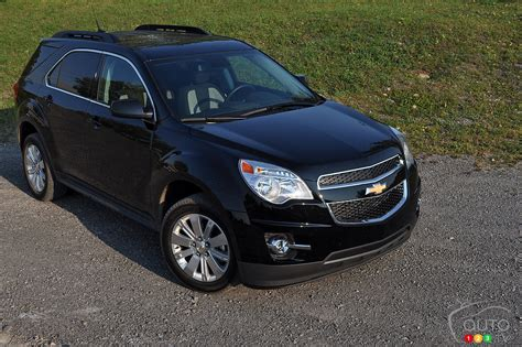 2012 Equinox Review by 2012 Chevrolet Equinox 1lt Car Reviews Auto123