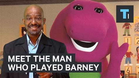 What I Did Not Learn In Mba Barney by This Played Barney The Dinosaur For 10 Years Here S