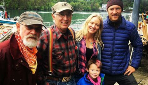 atz kilcher living on a boat alaska the last frontier and the life lessons we ve learned
