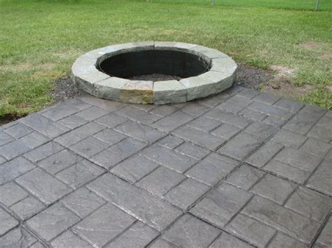 concrete patio designs with pit inspirational concrete patio designs with pit 98 in