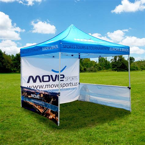 promotional event tents branded outdoor exhibits