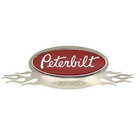 Peterbilt 379 Interior Peterbilt Flame Logo Trim Iowa80 Com