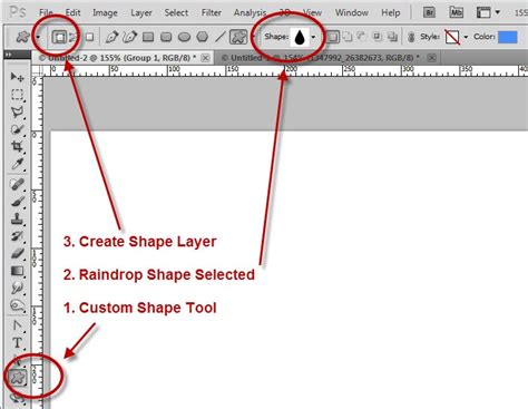 how to doodle in photoshop editing shapes in photoshop tipsquirrel
