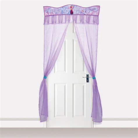 frozen curtains disney frozen door decor curtain new official bedroom