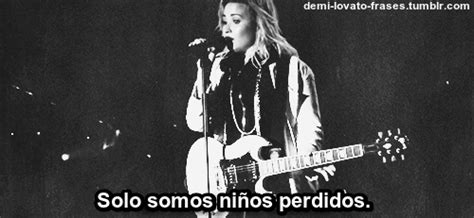 gif de amor letras demi lovato frases gif find share on giphy