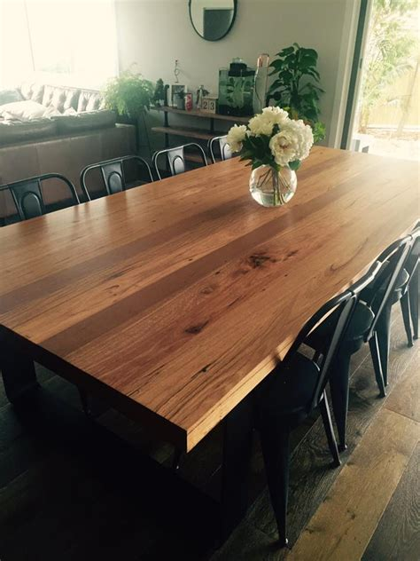 Monarch Kitchen Island by Recycled Timber Furniture Canberra Lumber Furniture