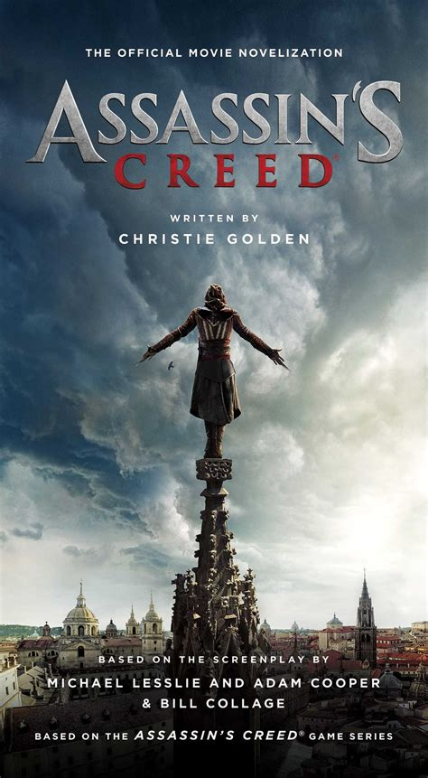 assassins creed the official assassin s creed the official movie novelization assassin s creed wiki fandom powered by wikia