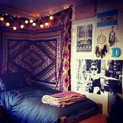 indie hipster bedroom idea dream catcher and comfy bed hipster o boh 233 mien arredare con stile la camera da letto