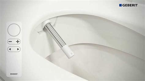 Wc Bidet 2w1 in360 geberit aquaclean sela deska myjąca prezentacja