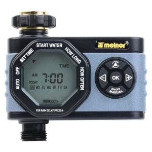 melnor advanced 1 zone electronic water timer 53015 hd