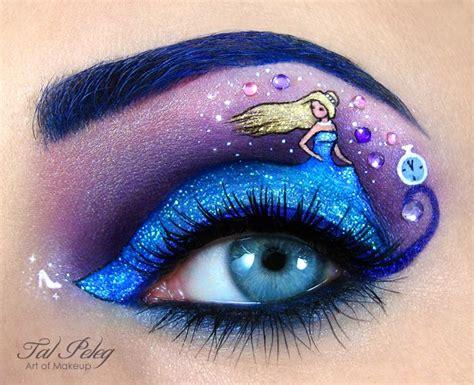 art design mascara amazing eye makeup designs by tal peleg alldaychic