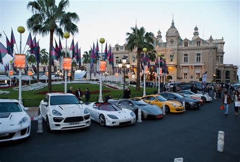 Car Event in Monaco ? Motor Event