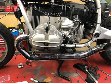 Motorrad Auspuff Nach Mass by Bmw 187 R100r Roadster Seite 3 Caferacer Forum De