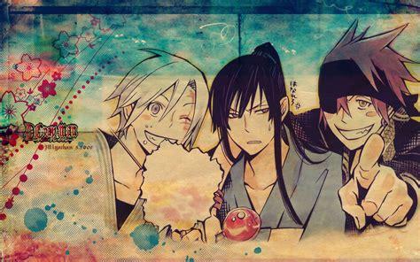 Anime D Gray by D Gray Anime Wallpaper 13610227 Fanpop