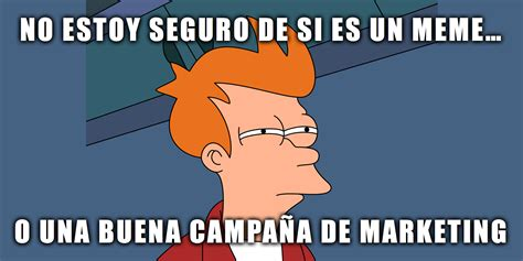 Meme Marketing - meme marketing los chistes llegan a al mundo de la
