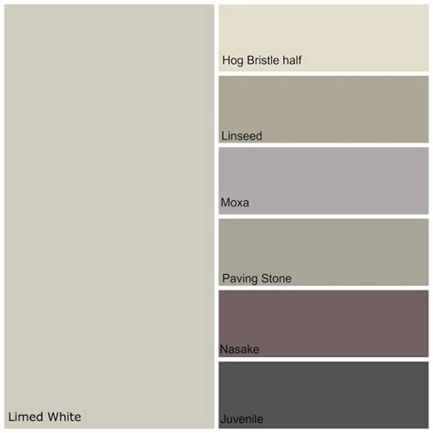 17 best images about paint palettes on ash grey and porter paints