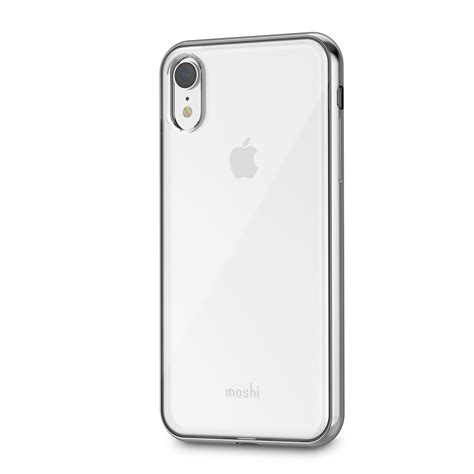 iphone xr clear shop phone clear vitros by moshi