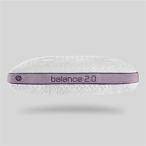 bedgear performance bedding balance performance pillow back sleeper pillow bedgear