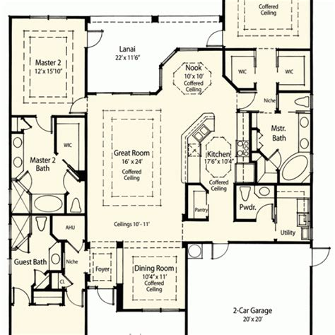 efficiency floor plans efficient open floor house plans open concept kitchen efficient open floor house plans