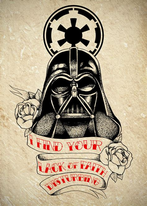 tattoo old school star wars darth vader tattoo commission by chronokhalil on deviantart