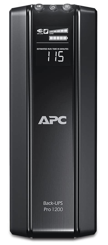 Power Savinq Back Ups Rs 1200 230v Br1200gi apc back ups pro line interactive 1200va 10ac outlet s