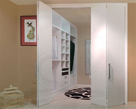 puertas vestidor outlet puertas para entrada a vestidor en lacado blanco