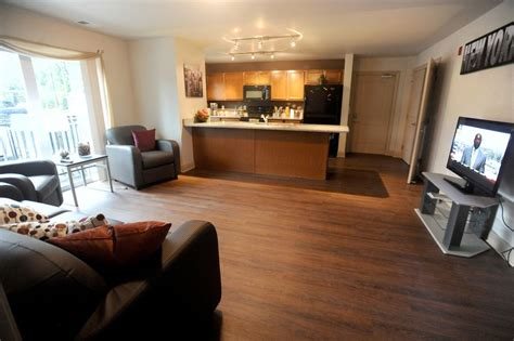apartment inside developer offers first glance inside ann arbor s new city place apartments