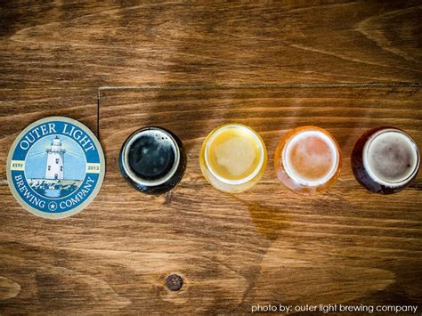 Outer Light Brewing Company by Outer Light Brewing Company Groton The E List