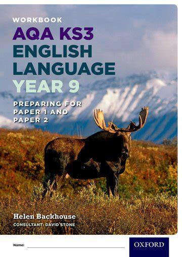 aqa ks3 english language year 9 test workbook pack of 15 oxford university press
