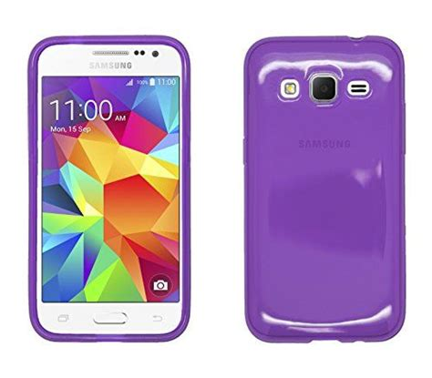 Transparent Tpu Galaxy Grand Duos Purple new frontier tm transparent tpu cover soft gel for samsung galaxy grand prime g530 many