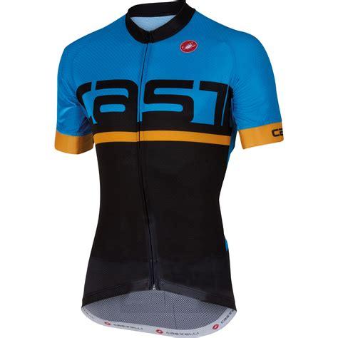 Jersey Import Casteli Black wiggle castelli meta jersey sleeve cycling jerseys