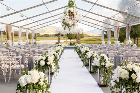 Wedding Tent Ideas by Wedding Ideas Trends Clear Top Wedding Tents Inside