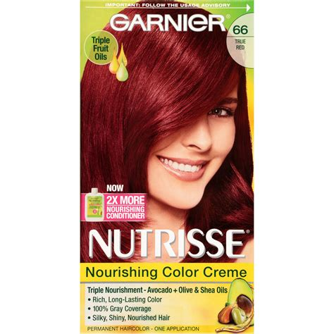 if i use a medium golden mahogany over blonde highlights wil my hair come out dark garnier nutrisse nourishing color creme shop your way