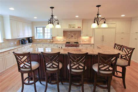 remodel kitchen island portfolio kitchens of virginia