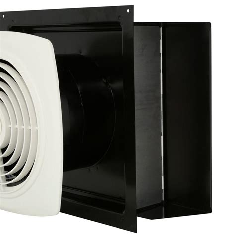 broan through the wall exhaust fan broan 509 8 inch 180 cfm through the wall exhaust fan