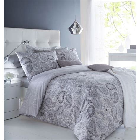double bed comforter set paisley double duvet set bedding duvet covers b m