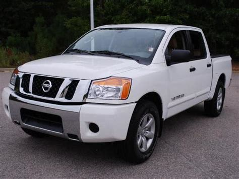 white nissan truck white forest nissan titan used cars mitula cars