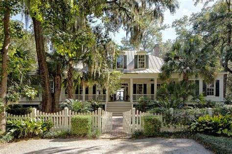 southern architects classic lowcountry residence spring island south