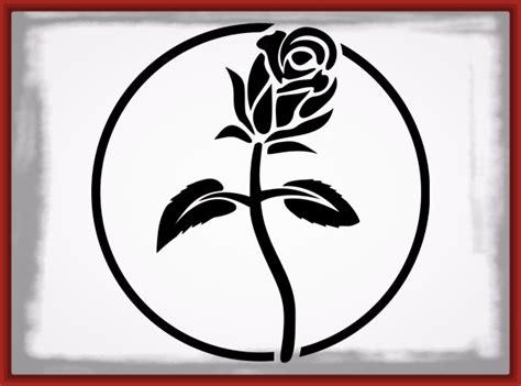 imagenes sencillas blanco y negro elegantes dibujos de rosas con sombras a lapiz imagenes