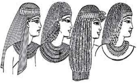 information on egyptain hairstlyes for men and women what s in a hairstyle magazines dawn com