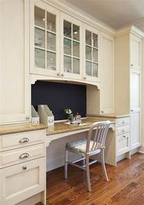 Kitchen Cabinet Desk Ideas by Built In Kitchen Desk Built In Kitchen Desk Kitchen