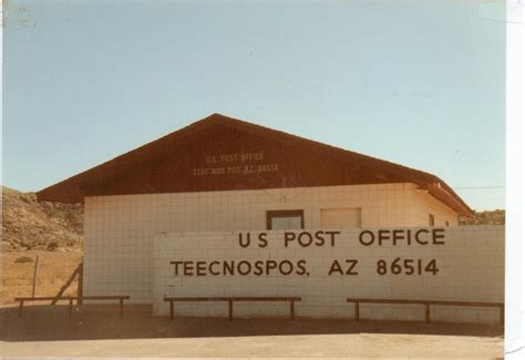 Arizona City Post Office by Teec Nos Pos Az Post Office Photo Picture Image