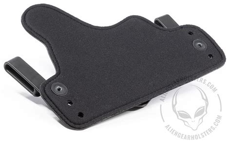 comfortable gun holsters absolute essentials for every concealed carrier alien